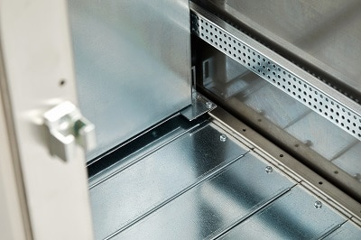 Stainless Steel Freestanding Cabinet